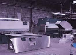 metal work machines