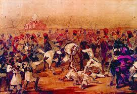 1857 indian mutiny