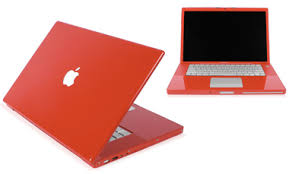 macbook pro red