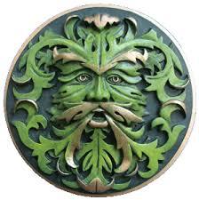 greenman plaque
