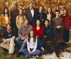 gilmore girls cast