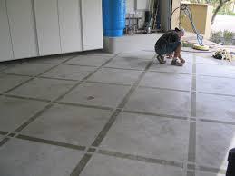 concrete stain designs