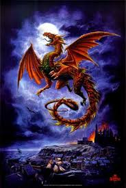 mythical dragon pictures