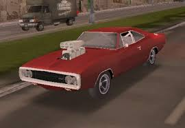 dodge charger game