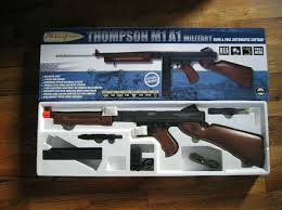 airsoft thompson m1a1