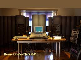 recording studio acoustics
