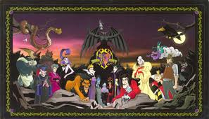 disney house of villains