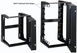 tv wall rack