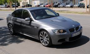 bmw m3 facelift