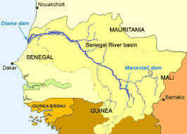 senegal river africa