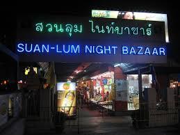 lumpini night market