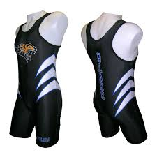 customize wrestling singlet