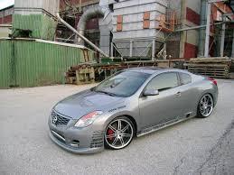 custom nissan altima coupe
