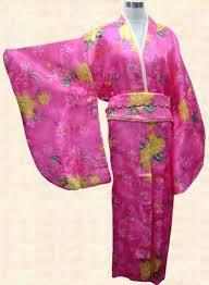 authentic kimono