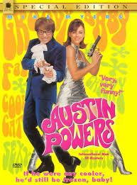 austin powers dvd