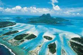 bora islands