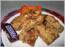 bars cookies