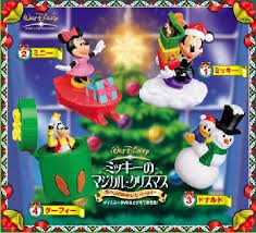 mickey magical christmas
