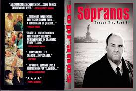 sopranos season six dvd