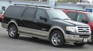 07 ford expedition