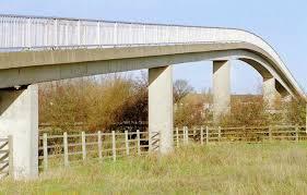 concrete footbridges