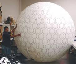 huge inflatable ball