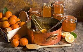 marmalade making
