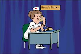 animated pictures of nurses