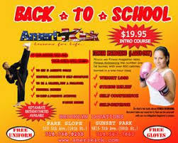 back to school ads