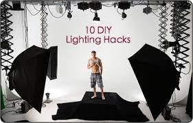 lighting photographer