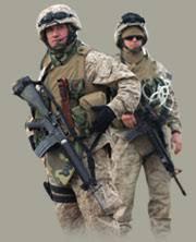 marine soldiers