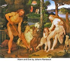 adam and eve family