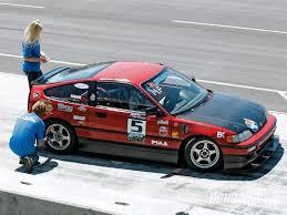 crx race