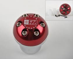 red shift knobs