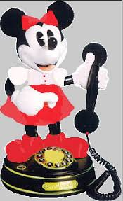 minnie mouse phone
