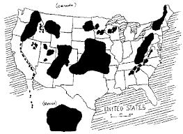 polar shift map