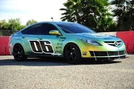 mazda6 racing