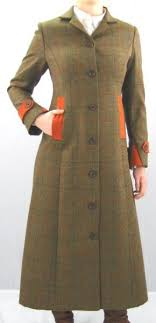 long tweed coats