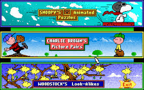 snoopy game