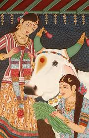mother cow