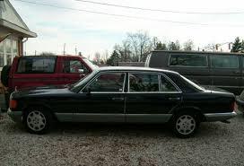 1985 mercedes 500 sel