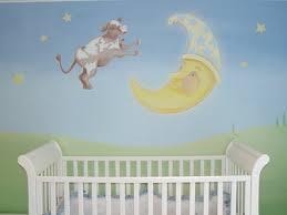 baby nursery wallpaper