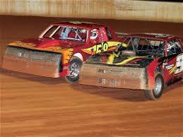 dirt stock cars
