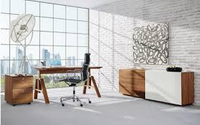 contemporary office decor