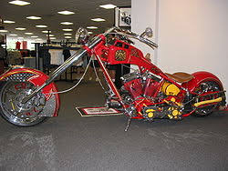 Orange County Choppers World