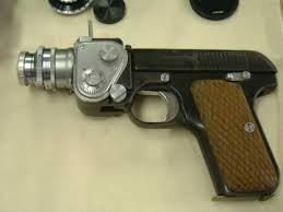 16 mm video camera