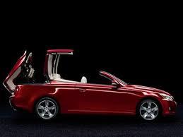 lexus convertible 2010