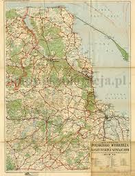 mapa turystyczna polski