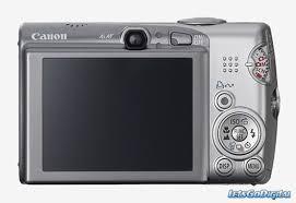 canon ixus 950