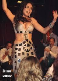 dina egyptian dancer